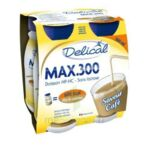 DELICAL MAX 300 SANS LACTOSE, 300 ml x 4 à Eysines