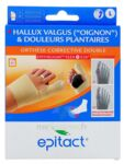 ORTHESE CORRECTIVE DOUBLE EPITACT A L'EPITHELIUM FLEX +26 TAILLE L PIED DROIT à Eysines