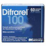 DIFRAREL 100 mg, comprimé enrobé à Eysines