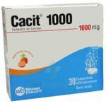 CACIT 1000 mg, comprimé effervescent à Eysines