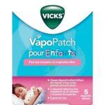 VICKS VAPOPATCH ENFANTS à Eysines