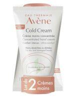 Avène Eau Thermale Cold Cream Duo Crème Mains 2x50ml à Eysines