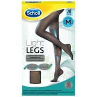 Scholl Light Legs™ Collants 20D Noir M à Eysines