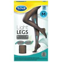Scholl Light Legs™ Collants 20d Noir Xl à Eysines