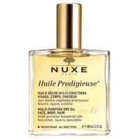 Huile Prodigieuse®- Huile Sèche Multi-fonctions Visage, Corps, Cheveux100ml à Eysines