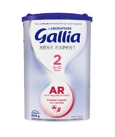 GALLIA BEBE EXPERT AR 2 Lait en poudre B/800g à Eysines