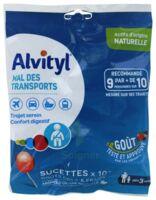 Alvityl Sucette Mal Des Transports Cola Fraise Sachet/10 à Eysines