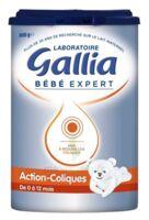 GALLIA BEBE EXPERT AC TRANSIT 2 Lait en poudre B/800g à Eysines
