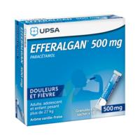 Efferalgan 500 Mg Glé En Sachet Sach/16 à Eysines