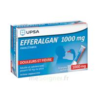 Efferalgan 1g Cappuccino Granules 8 Sachets à Eysines