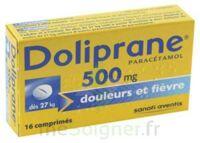 DOLIPRANE 500 mg Comprimés 2plq/8 (16) à Eysines