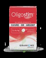 OLIGOSTIM Cuivre Or Argent Cpr subl T/40 à Eysines