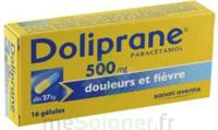 DOLIPRANE 500 mg Gélules B/16 à Eysines