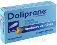 DOLIPRANE 150 mg Suppositoires 2Plq/5 (10) à Eysines