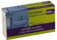 Diosmine Biogaran Conseil 600 Mg, Comprimé Pelliculé à Eysines