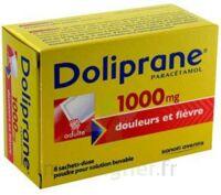 DOLIPRANE 1000 mg Poudre pour solution buvable en sachet-dose B/8 à Eysines