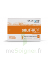 GRANIONS DE SELENIUM 0,96 mg/2 ml S buv 30Amp/2ml à Eysines