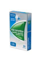 NICORETTE 4 mg Gom à mâcher médic sans sucre menthe glaciale Plq/30gom à Eysines