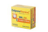 DOLIPRANEVITAMINEC 500 mg/150 mg, comprimé effervescent à Eysines