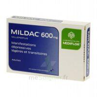 MILDAC 600 mg, comprimé enrobé à Eysines