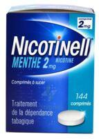 Nicotinell Menthe 2 Mg, Comprimé à Sucer Plaq/144 à Eysines