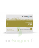 GRANIONS D'OR 0,2 mg/2 ml S buv 30Amp/2ml à Eysines
