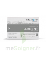 GRANIONS D'ARGENT 0,64 mg/2 ml S buv 30Amp/2ml à Eysines