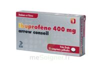 IBUPROFENE ARROW CONSEIL 400 mg, comprimé pelliculé à Eysines