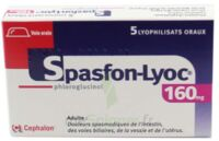 SPASFON LYOC 160 mg, lyophilisat oral à Eysines