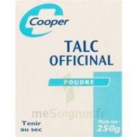 COOPER TALC, bt 250 g à Eysines