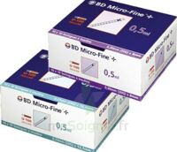 BD MICRO - FINE +, 0,3 mm x 8 mm, bt 100 à Eysines