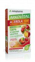 Arkovital Acérola 1000 Comprimés à croquer B/30 à Eysines