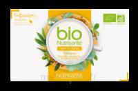 Nutrisanté Infusions Bio Tisane Régulation Des Sucres 20 Sachets à Eysines