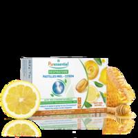 Puressentiel Respiratoire Pastilles Respiratoire Gorge Miel-citron - 18 Pastilles à Eysines