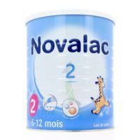 NOVALAC LAIT 2, 6-12 mois BOITE 800G à Eysines