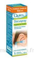 Quies Docuspray Hygiene De L'oreille, Spray 100 Ml à Eysines