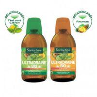 Ultradraine Bio Solution buvable Thé vert citron Fl/500ml à Eysines