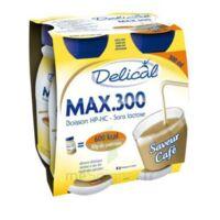 DELICAL MAX 300 SANS LACTOSE, 300 ml x 4 à Eysines