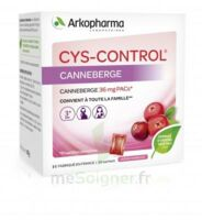 Cys-control 36mg Poudre Orale 20 Sachets/4g à Eysines