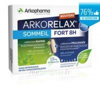 Arkorelax Sommeil Fort 8H Comprimés B/15 à Eysines
