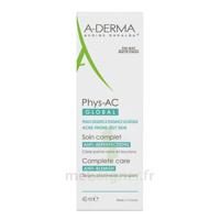 Aderma Phys'ac Global Soin Imperfection Sévères 40ml à Eysines