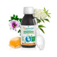 Puressentiel Respiratoire Sirop Adoucissant Respiratoire - 125 Ml à Eysines