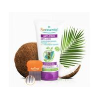 Puressentiel Anti-poux Shampooing Masque Traitant 2 En 1 Anti-poux Avec Peigne - 150 Ml à Eysines