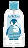 Abcderm H2o Solution Sans Rinçage Nettoyante Bébé Fl Pompe/1l à Eysines