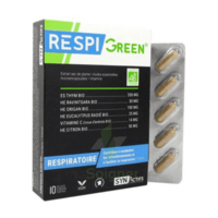 Synactifs Respigreen Bio Gélules B/10 à Eysines