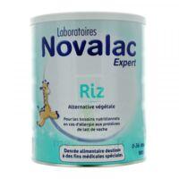 NOVALAC EXPERT RIZ Lait en poudre 0-36mois B/800g à Eysines