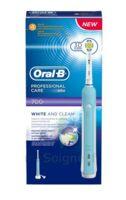 ORAL B PROFESSIONAL CARE 700 WHITE & CLEAN à Eysines