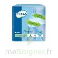 Tena Pants Super Slip Absorbant Incontinence Urinaire Large Sachet/12 à Eysines
