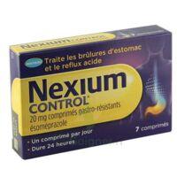 NEXIUM CONTROL 20 mg Cpr gastro-rés Plq/7 à Eysines