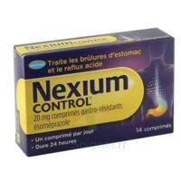 NEXIUM CONTROL 20 mg Cpr gastro-rés Plq/14 à Eysines